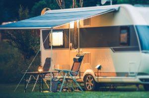 Wohnwagen Kredit für den Urlaub